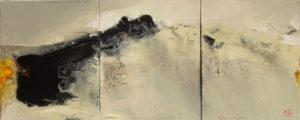 Norbert Pagé 19 07 11 27 x 66 cm 2011