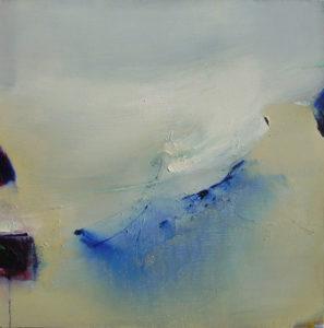 Norbert Pagé Matin clair 100 x 100 cm 2008