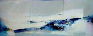 Norbert Pagé Hiver 150 x 420 cm 2008